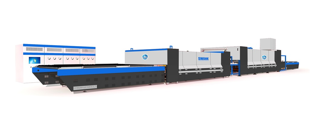 HG-JCX Automatic Flat Glass Laminating Line